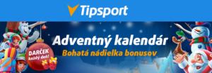 Tipsport rozdáva vianočnú nádielku bonusov