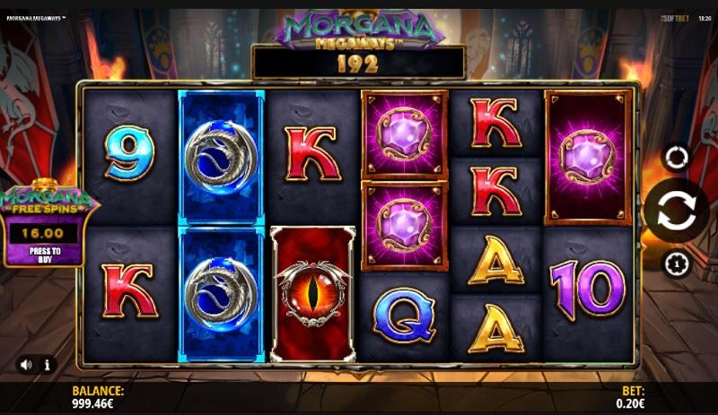 Morganin hnev udiera naplno v Morgana Megaways
