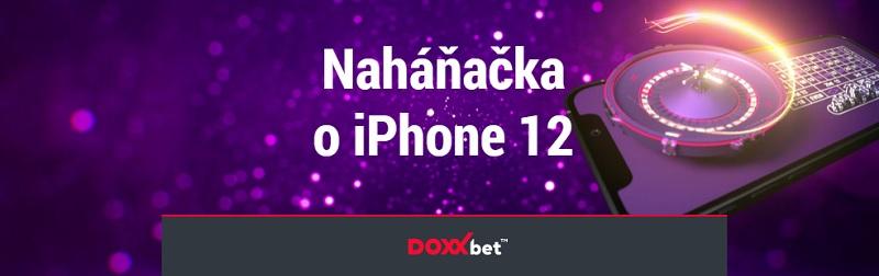 Bežte si po svoj iPhone 12 v DOXXbet kasíne